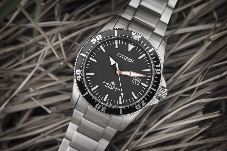 Review chiếc đồng hồ lặn (BN0100-51E) hiếm hoi của Citizen - Ảnh: 1