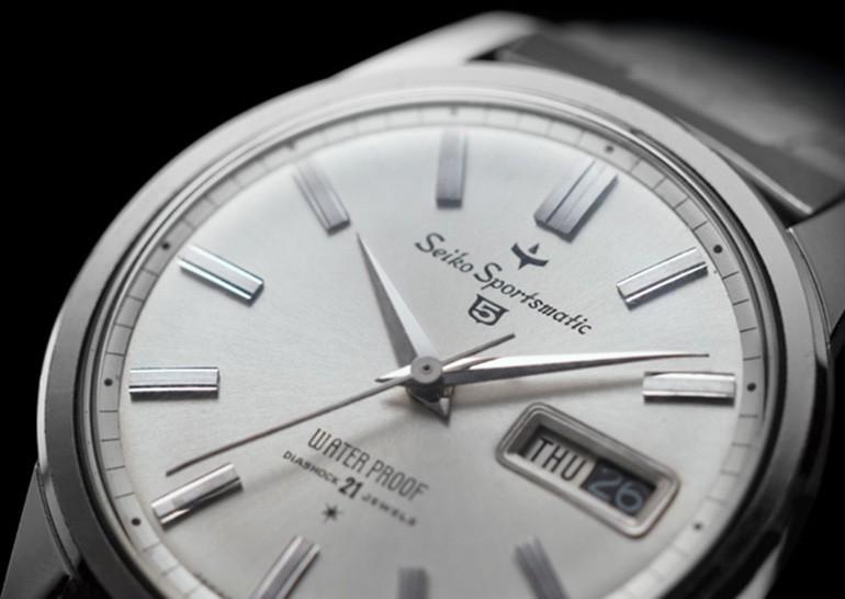 đồng hồ Seiko 5 phiên bản 1963