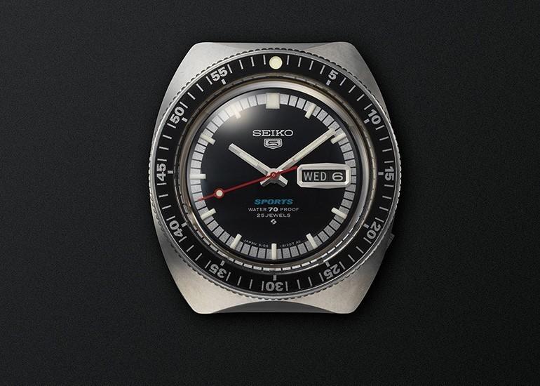 đồng hồ Seiko 5 phiên bản 1968