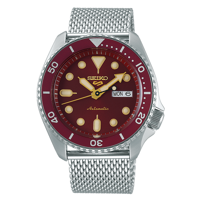 Đồng hồ Seiko 5 - 2019 - SRPD69K1