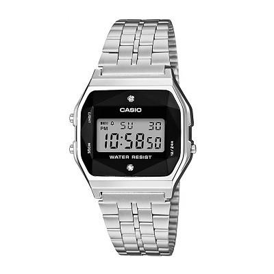 30 mẫu đồng hồ chính hãng giá dưới 2 triệu, miễn phí thay pin - Ảnh: Casio A159WAD-1DF