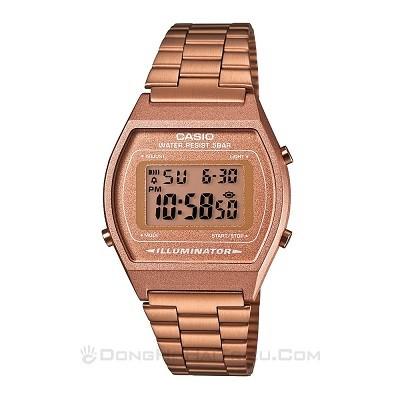 30 mẫu đồng hồ chính hãng giá dưới 2 triệu, miễn phí thay pin - Ảnh: Casio B640WC-5ADF