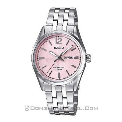 30 mẫu đồng hồ chính hãng giá dưới 2 triệu, miễn phí thay pin - Ảnh: Casio LTP-1335D-5AVDF