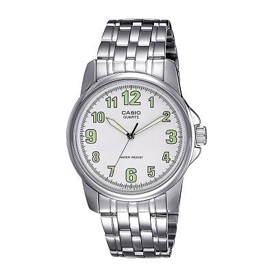 30 mẫu đồng hồ chính hãng giá dưới 2 triệu, miễn phí thay pin - Ảnh: Casio MTP-1216A-7BDF