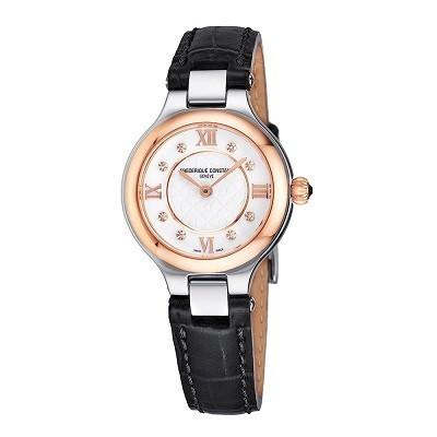 48 mẫu đồng hồ xà cừ nữ quà tặng 20 tháng 10, có ưu đãi kép - Ảnh: Frederique Constant FC-200WHD1ER32