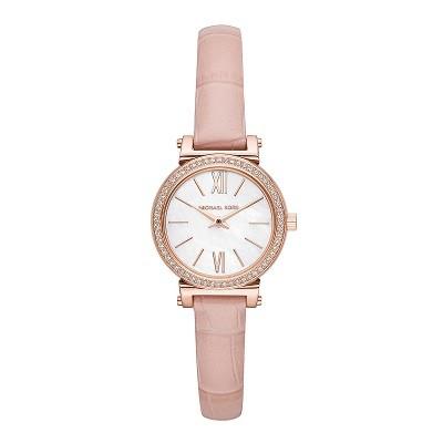48 mẫu đồng hồ xà cừ nữ quà tặng 20 tháng 10, có ưu đãi kép - Ảnh: Michael Kors MK2715