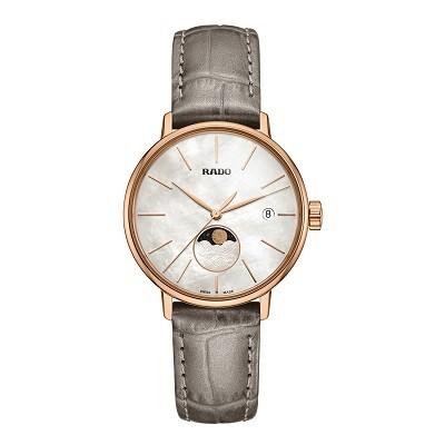 48 mẫu đồng hồ xà cừ nữ quà tặng 20 tháng 10, có ưu đãi kép - Ảnh: Rado R22885945