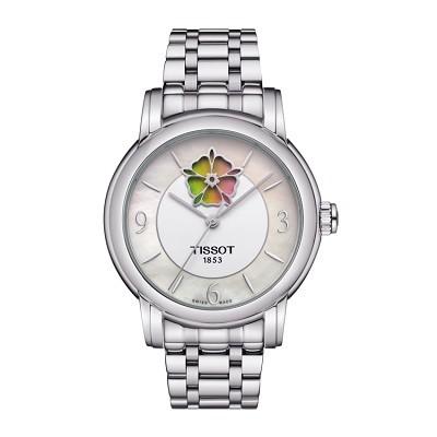 48 mẫu đồng hồ xà cừ nữ quà tặng 20 tháng 10, có ưu đãi kép - Ảnh: Tissot T050.207.11.117.05