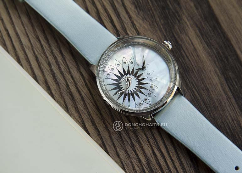 quà tặng 20-10 tặng cô giáo - đồng hồ ba lê