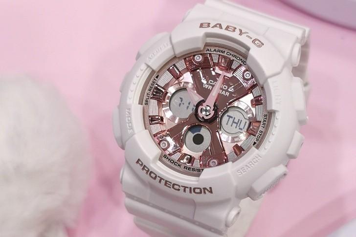 Đồng hồ nữ Baby-G BA-130-7A1DR giá rẻ, thay pin miễn phí - Ảnh 2