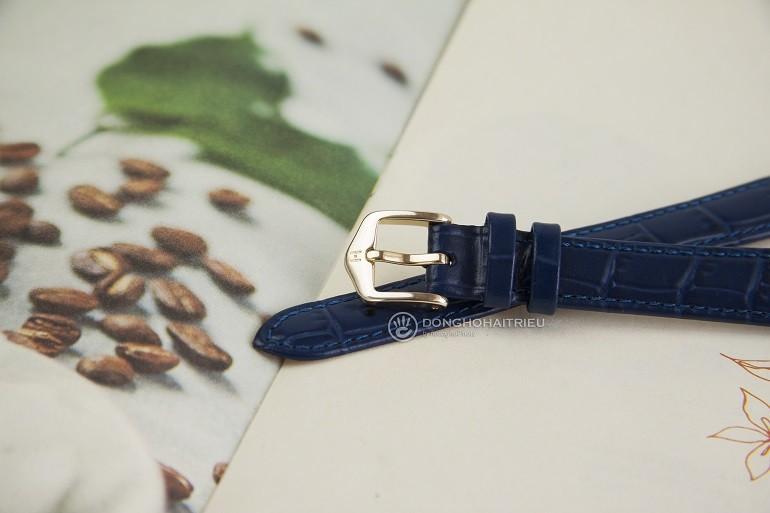 Cách khử mùi và vệ sinh dây da đồng hồ bằng giấm, xà phòng - Ảnh: 9