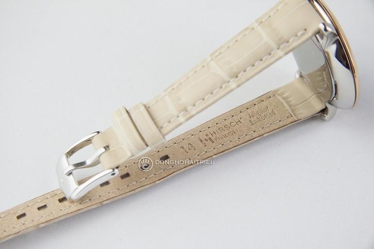 Cách khử mùi và vệ sinh dây da đồng hồ bằng giấm, xà phòng - Ảnh: 5