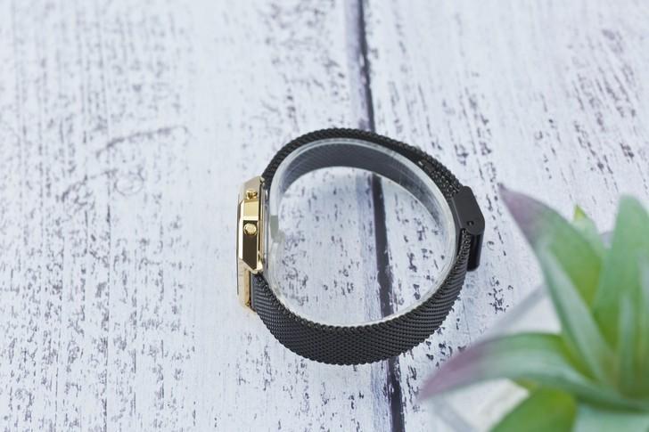 Đồng hồ nữ Casio LA690WEMB-1BDF giá rẻ, thay pin miễn phí - Ảnh 5