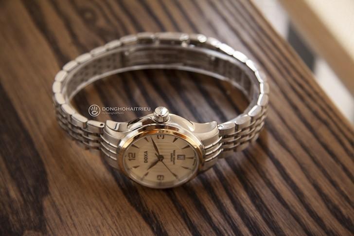 Đồng hồ cơ cao cấp Doxa D148TCM đến từ thương hiệu 130 năm - Ảnh: 2