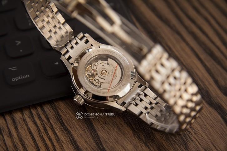 Đồng hồ cơ cao cấp Doxa D148TCM đến từ thương hiệu 130 năm - Ảnh: 6