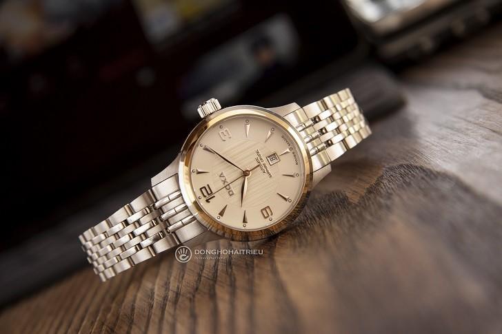 Đồng hồ cơ cao cấp Doxa D148TCM đến từ thương hiệu 130 năm - Ảnh: 7
