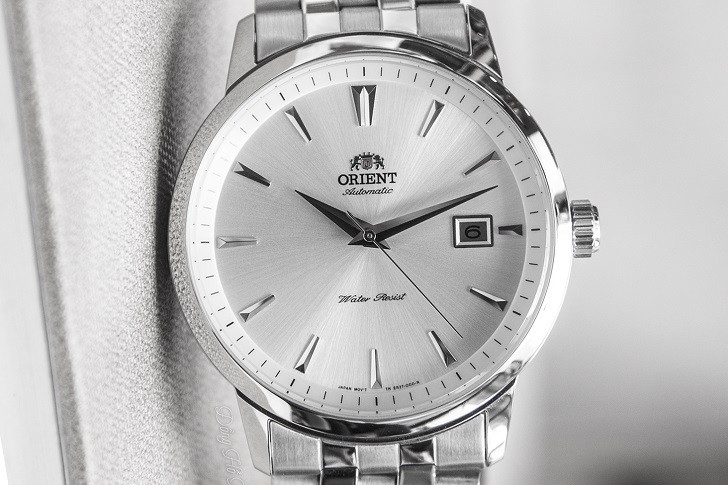 Đồng hồ Orient FER2700AW0 máy cơ giá rẻ, 100% chính hãng - Ảnh: 3