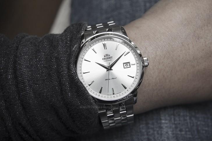 Đồng hồ Orient FER2700AW0 máy cơ giá rẻ, 100% chính hãng - Ảnh: 6