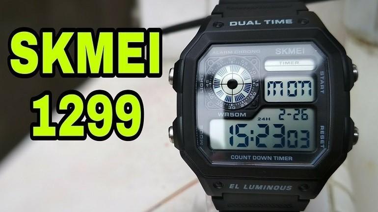 Đồng hồ Skmei Trung Quốc, sao chép 95% thiết kế của Casio - Ảnh: 3
