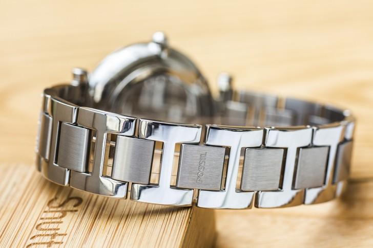 Đồng hồ nữ Fossil ES4541 đính pha lê tinh xảo, sang trọng - Ảnh 4