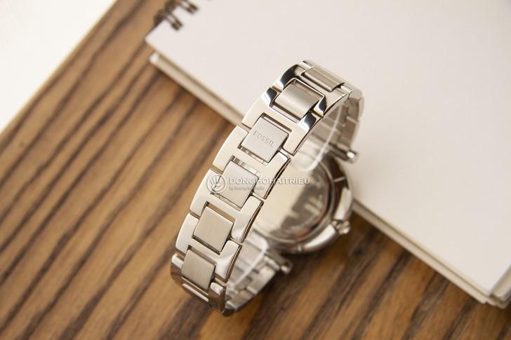 Đồng hồ nữ Fossil ES4541 đính pha lê tinh xảo, sang trọng - Ảnh 5