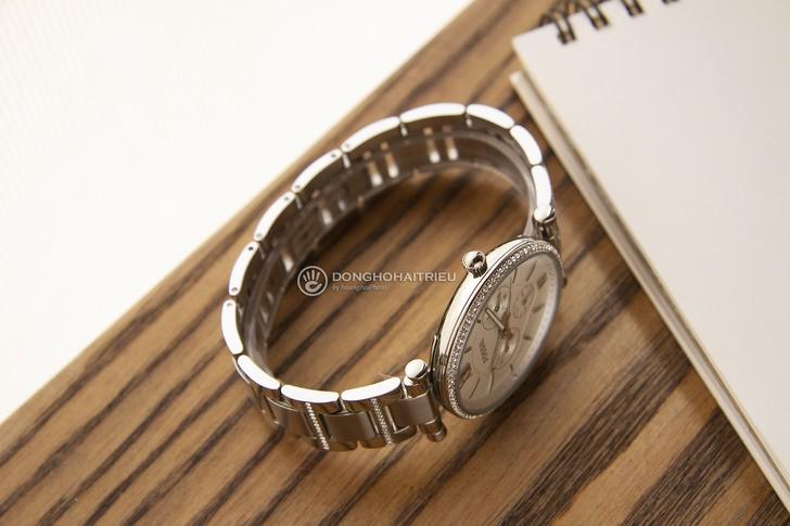 Đồng hồ nữ Fossil ES4541 đính pha lê tinh xảo, sang trọng - Ảnh 6