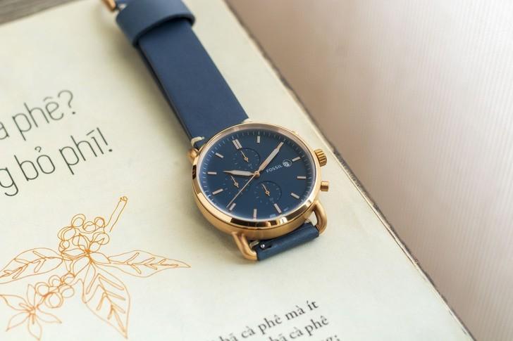 Đồng hồ Fossil FS5404 thời trang, chức năng Chronograph - Ảnh 2