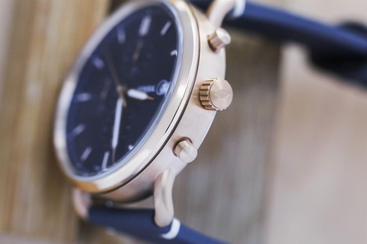 Đồng hồ Fossil FS5404 thời trang, chức năng Chronograph - Ảnh 5
