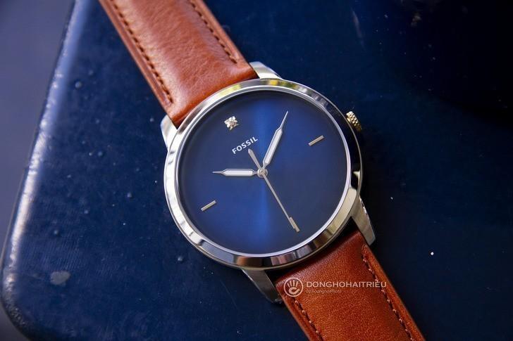 Đồng hồ Fossil FS5499 giá rẻ, thay pin miễn phí trọn đời - Ảnh 1