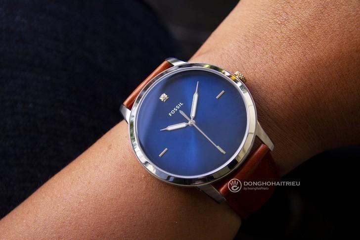 Đồng hồ Fossil FS5499 giá rẻ, thay pin miễn phí trọn đời - Ảnh 2