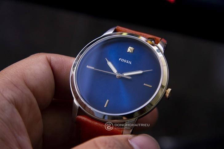 Đồng hồ Fossil FS5499 giá rẻ, thay pin miễn phí trọn đời - Ảnh 3