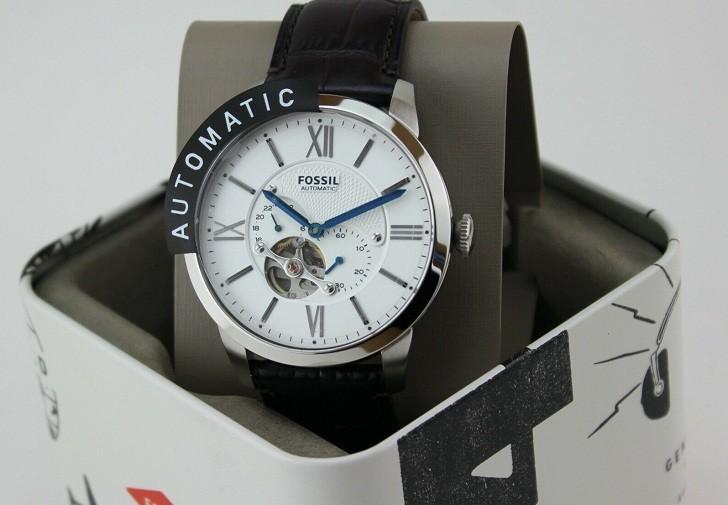 Đồng hồ Fossil ME3167 automatic, trữ cót lên đến 40 tiếng - Ảnh 1
