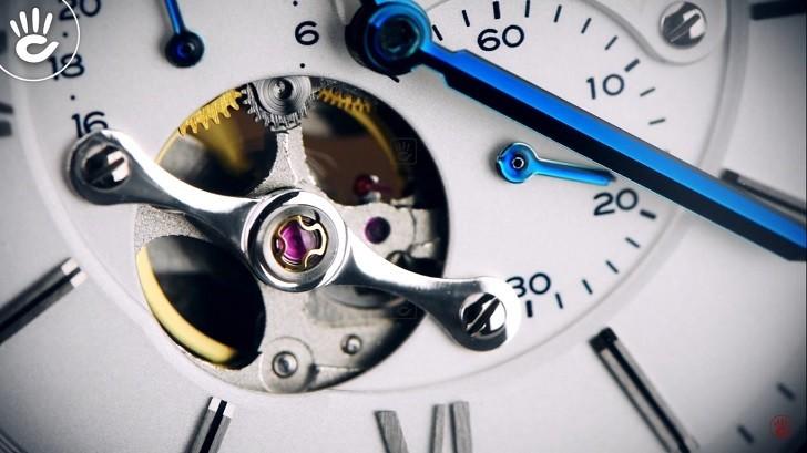 Đồng hồ Fossil ME3167 automatic, trữ cót lên đến 40 tiếng - Ảnh 3
