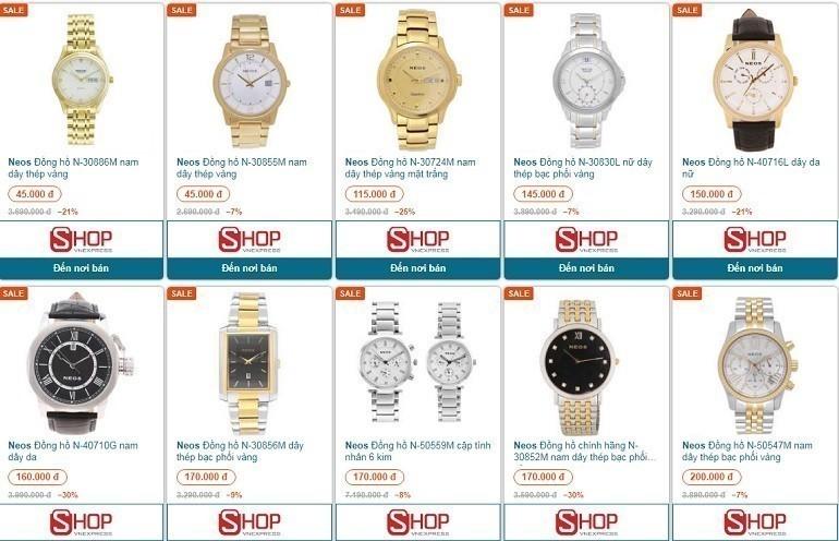Mua đồng hồ Neos giá rẻ, xuất xứ 100% Trung Quốc và cái kết - Ảnh: 6