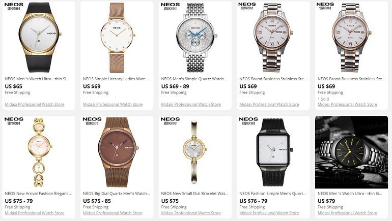 Mua đồng hồ Neos giá rẻ, xuất xứ 100% Trung Quốc và cái kết - Ảnh: 7