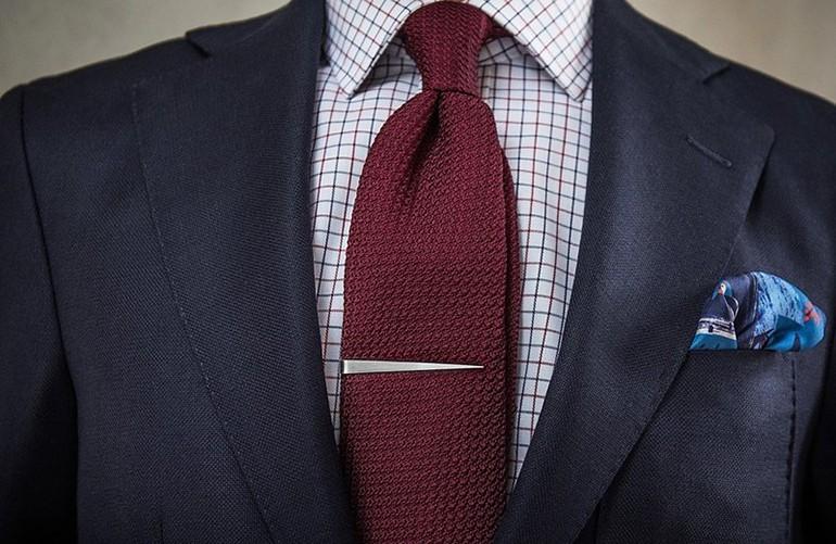 40 Món quà tặng tri ân thầy cô, cực kỳ ý nghĩa ngày 20-11 - kẹp cà vạt