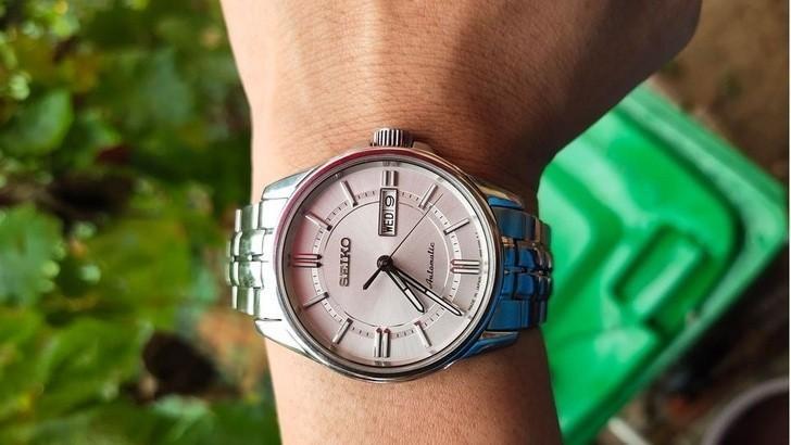 Đồng hồ Seiko SRP399J1 Automatic trữ cót 40 giờ liên tục - Ảnh 1