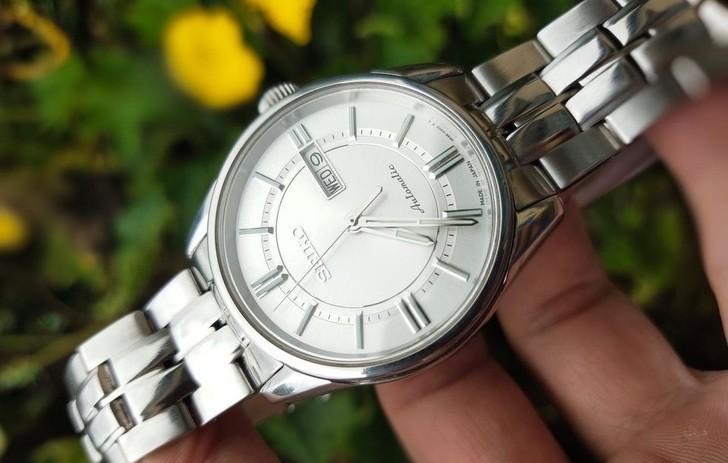 Đồng hồ Seiko SRP399J1 Automatic trữ cót 40 giờ liên tục - Ảnh 2