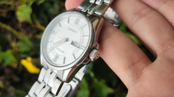 Đồng hồ Seiko SRP399J1 Automatic trữ cót 40 giờ liên tục - Ảnh 3