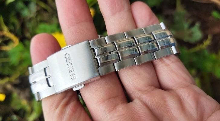 Đồng hồ Seiko SRP399J1 Automatic trữ cót 40 giờ liên tục - Ảnh 4