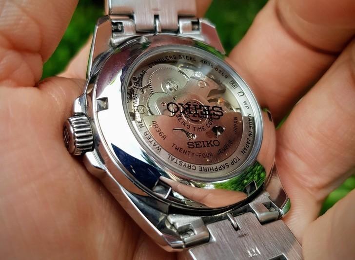 Đồng hồ Seiko SRP399J1 Automatic trữ cót 40 giờ liên tục - Ảnh 5