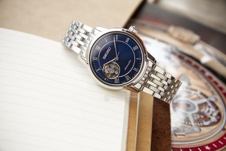 Đồng hồ Seiko SSA857J1 máy Automatic, trữ cót lên đến 40 giờ - Ảnh 2