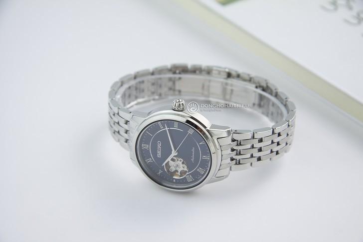 Đồng hồ Seiko SSA857J1 máy Automatic, trữ cót lên đến 40 giờ - Ảnh 6