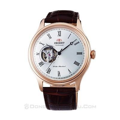 So sánh 2 dòng đồng hồ bán chạy: Orient SK 2019 và Caballero - Ảnh: Orient FAG00001S0
