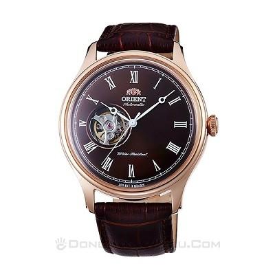 So sánh 2 dòng đồng hồ bán chạy: Orient SK 2019 và Caballero - Ảnh: Orient FAG00001T0