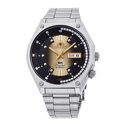 So sánh 2 dòng đồng hồ bán chạy: Orient SK 2019 và Caballero - Ảnh: Orient RA-AA0B01G19B