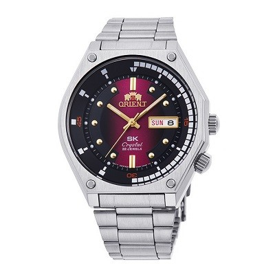 So sánh 2 dòng đồng hồ bán chạy: Orient SK 2019 và Caballero - Ảnh: Orient RA-AA0B02R19B