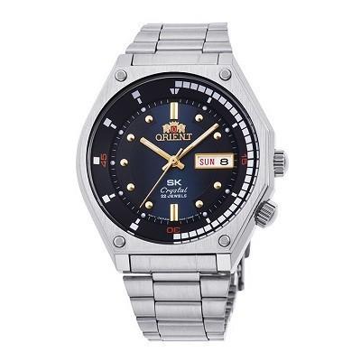 So sánh 2 dòng đồng hồ bán chạy: Orient SK 2019 và Caballero - Ảnh: Orient RA-AA0B03L19B