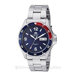 30 mẫu đồng hồ nam Orient automatic thuộc 9 dòng nổi tiếng - Ảnh: Orient FAA02009D9