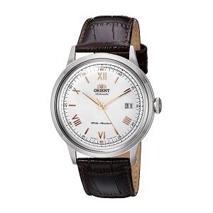 30 mẫu đồng hồ nam Orient automatic thuộc 9 dòng nổi tiếng - Ảnh: Orient FAC00008W0